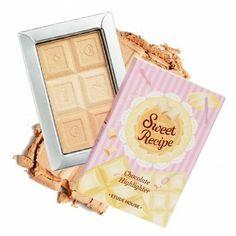 Sweet Recipe Enlumineur de teint chocolat blanc