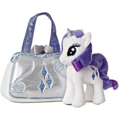 My Little Pony Rarity - Cutie Mark Purse