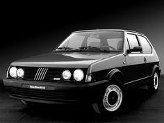 Fiat Ritmo. Mijn eerste auto … was fantastisch.