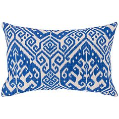 Buy John Lewis Tilia Cushion, Blue online at JohnLewis.com - John Lewis