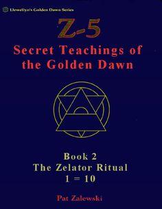 Pat zalewski enochian magick  zelator ritual