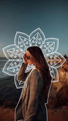 Digital Art Photography, Photography Illustration, Portrait Illustration, Creative Photography, Digital Illustration, Creative Instagram Photo Ideas, Insta Photo Ideas, Instagram Story Ideas, Foto Doodle