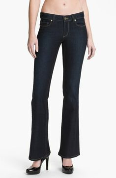 Paige Denim 'Skyline' Bootcut Stretch Denim Jeans (Michelle) available at #Nordstrom