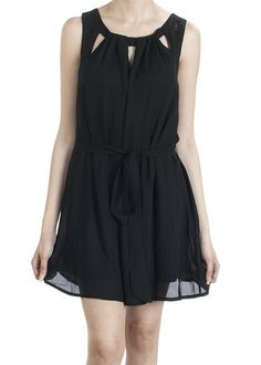 Add this piece to your little black dress collection ;)  Available now at Wink'd Boutique: http://www.winkdboutique.com/collections/dresses/products/little-black-dress