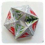 #Kaleidoscope papier à colorier #papertoy #coloringbook #coloriages  http://taleque.com/site/graphisme/freebies/kaleidoscope-papier-a-colorier-1/