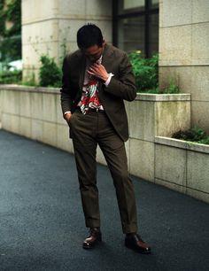 ファッションの神はディテールに宿る──鴨志田康人 (「ユナイテッドアローズ」クリエイティブディレクター)