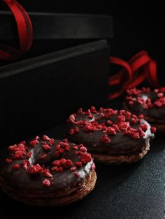 Mandlovo – čokoládová kolečka – The Olive Muffin, Breakfast, Food, Morning Coffee, Eten, Cupcakes, Muffins, Meals, Morning Breakfast