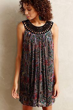 Linnea Velvet Dress #anthrofave #anthropologie #women #fashion
