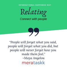 """DIVE DEEPER INTO THE MEANING OF A """"GREAT DREAM"""" THIS INTERNATIONAL HAPPINESS DAY! 