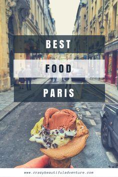 My favorite places to eat in Paris www.crazybeautifuladventure.com