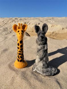GfK-WoGi 8 Wolf, Giraffe, Animals, Light Of The World, Display Window, Figurines, Animais, Animales, Animaux