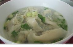 How to make Shanghai Huntun Soup - Chinese Food Dining Living in China - Page 1 - chinesetimeschool.com