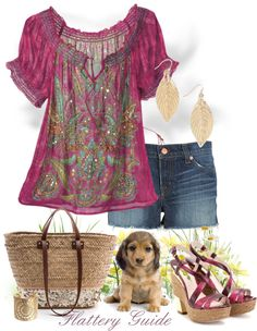 """""""Angie"""" by flattery-guide on Polyvore"""