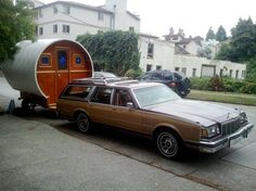 Check out this awesome listing on Airbnb: Hand crafted Gypsy Wagon with heart - Campers/RVs for Rent in Seattle - Get $25 credit with Airbnb if you sign up with this link http://www.airbnb.com/c/groberts22
