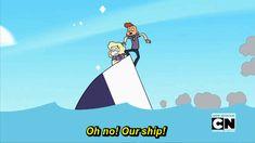 steven universe all ships - Google Search