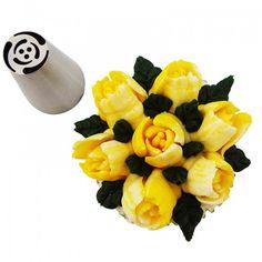 "Douille pour Fleur ""Tulipe d'Hollande"""