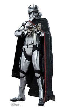 Star Wars: Episode VII - The Force Awakens - Promotional Photo of Captain Phasma