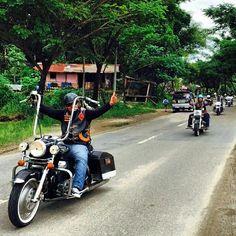 KARAS Independence Ride 2016 Pallopo, South Celebes