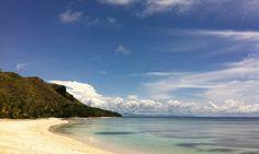 Vomo Fijian Resort, Pristine Mamanuca Beach .