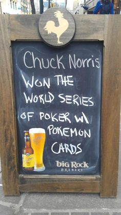 Chuck Norris won the World Series of Poker with Pokemon cards Lol, Haha Funny, Stupid Funny, Funny Memes, Hilarious, Jokes, Chuck Norris Memes, Asian Humor, Laugh A Lot