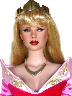 I want this Princess Aurora doll!  So pretty.  :)