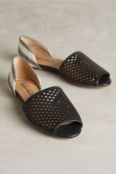 Splendid Addison Flats Black Flats #anthrofave