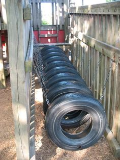 65 Ideen Hinterhof Kinderspielplatz Old Tyres , 65 Ideas Backyard Kinderspielplatz Old Tyres, Kids Outdoor Play, Outdoor Play Spaces, Kids Play Area, Backyard For Kids, Outdoor Fun, Play Areas, Indoor Play, Outdoor Toys, Backyard Games