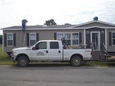 Mobile Homes, Arkansas, Oklahoma, Van, Camper Shells, Mobile Home, Vans, Motorhome, Tumbleweed Homes