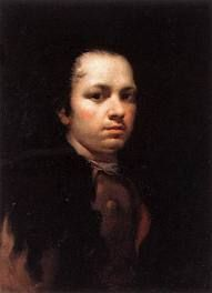 Around 1793, a serious illness ) left Goya deaf, and he became withdrawn and introspective.