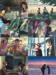 Kimi no na wa Mitsuha And Taki, Your Name Anime, Crying Girl, Good Anime Series, A Silent Voice, Ghibli Movies, Vocaloid, Anime Love, Webtoon