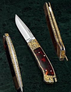 Умный рычаг. Изобретательный ум Рона Лейка привнес в мир ножей несколько механизмов для открывания.