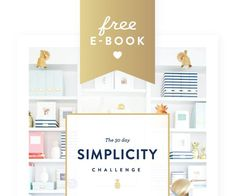 The Simplicity Challenge