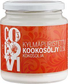 #Kookosöly coconut oil CocoVi #bestever