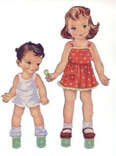 Antique paper dolls and paper toys to make - Joyce hamillrawcliffe - Picasa Webalbum