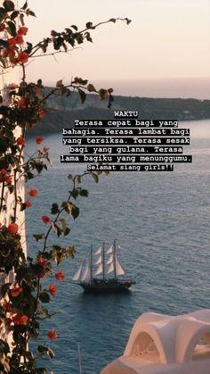 Quotes Rindu, Quotes Lucu, Need Quotes, Cinta Quotes, Quotes Galau, Story Quotes, Quotes And Notes, Tumblr Quotes, People Quotes