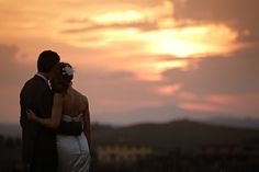 intimate wedding in Tuscany, Italy with photos by Italian Wedding Photography by Jules | junebugweddings.com