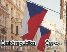 Notice the lowercase r in republika... czech language | Tumblr