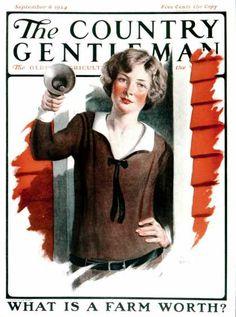 School bells ring 1924