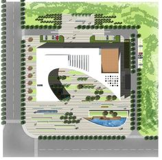 Haxi Town Plaza Building | Zeybekoglu Nayman Associates | Archinect: