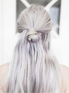 15+Effortlessly+Cool+Hair+Ideas+to+Try+This+Summer+via+@ByrdieBeautyUK