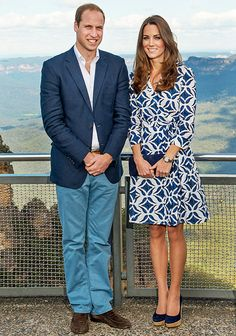 Kate Middleton, Prince William Meet Girl Guides, Fire Victims on Tour - Us Weekly