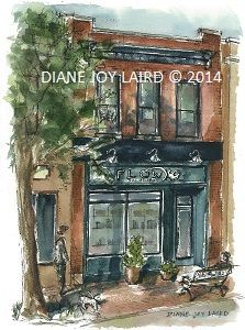 Paintings and Prints - Simple Joys LLC Flow, Street, Simple, Prints, Painting, Art, Art Background, Painting Art, Roads