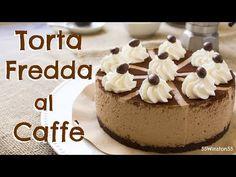 TORTA FREDDA AL CAFFÈ E PANNA SENZA COTTURA | Fatto in casa da Benedetta