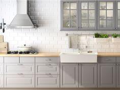 Detail Shot Of Semihandmade Walnut Shaker Ikea Kitchen | Semihandmade  Shaker Ikea Kitchens/Bathrooms | Pinterest | Kitchens, Walnut Cabinets And  House
