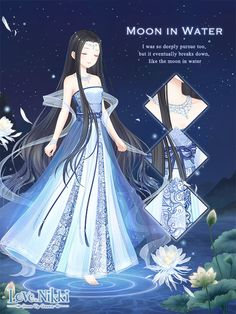 Love Nikki-Dress UP Queen. Come to play Love Nikki, a dressing up. Nikki Love, Anime Dress, Drawing Clothes, Anime Outfits, Movie Outfits, Hair Ornaments, Dress Up, Queen Dress, Anime Characters