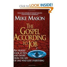 Mike Mason is a visionary and discerning author - great and insightful read.