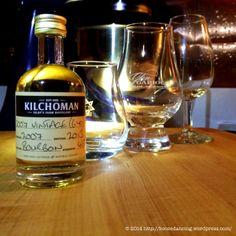 #Whisky Review - #Kilchoman 2007 Vintage