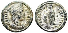 Ancient Coins - Helena SECVRITAS REIPVBLICE from Cyzicus…Not in RIC Silver Coins, Roman, Coins, Silver Quarters