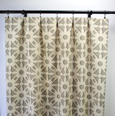 Magnolia Curtains Paisley Curtain Charcoal 2 Panels Home Decor Slate Grey