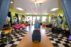 Sharkey's Cuts for Kids in Chino Hills, CA